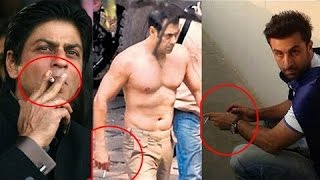 Top  bollywood actor & actresses who smoke in real life