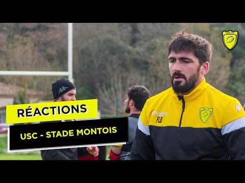 USC TV : Les réactions après le Stade Montois