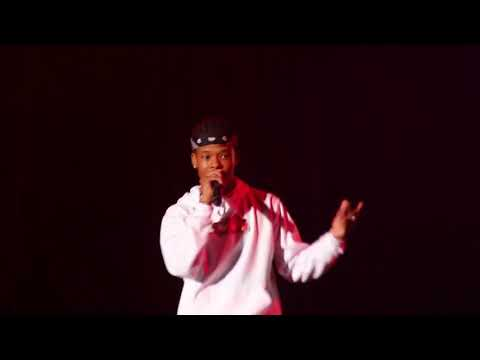 Nasty C   New Song live at Migos Culture Tour in South African , Durban ICC