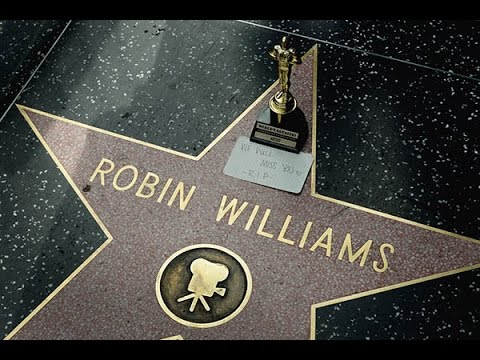 Robin Williams Tribute - When The Sand Runs Out - Rascal Flatts