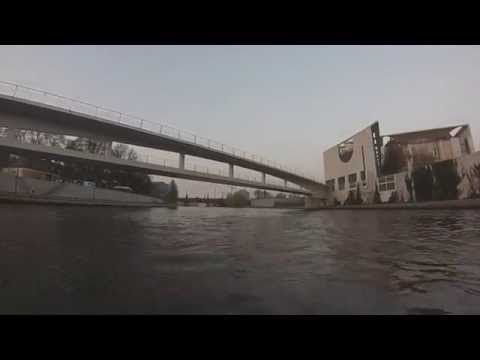 Schifffahrt durch Berlin mit MS Pergamon HD