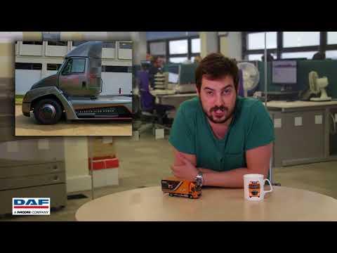 A Week In Trucks Bulletin - Cummins working on electrical powertrain