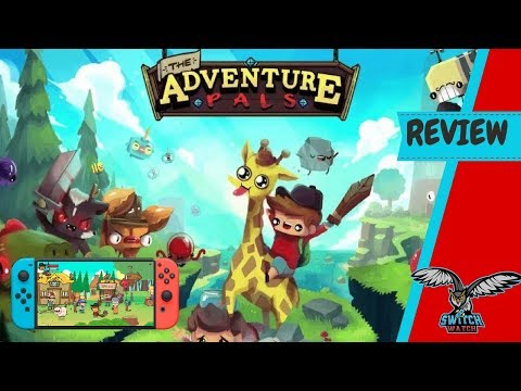 The Adventure Pals Nintendo Switch Review (Platforming Perfection?)