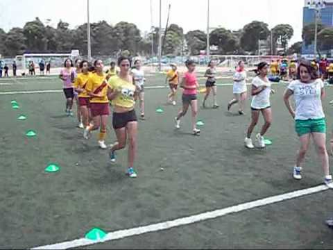 entrenamiento futbol femenino - YouTube c07c13f2468fc