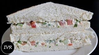 veg potato sandwich