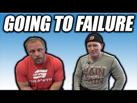 How Often Should You Train To Failure