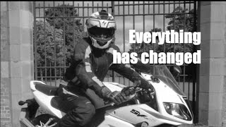 226. HOW BECOMING A BIKER AND VLOGGER HAS CHANGED MY LIFE