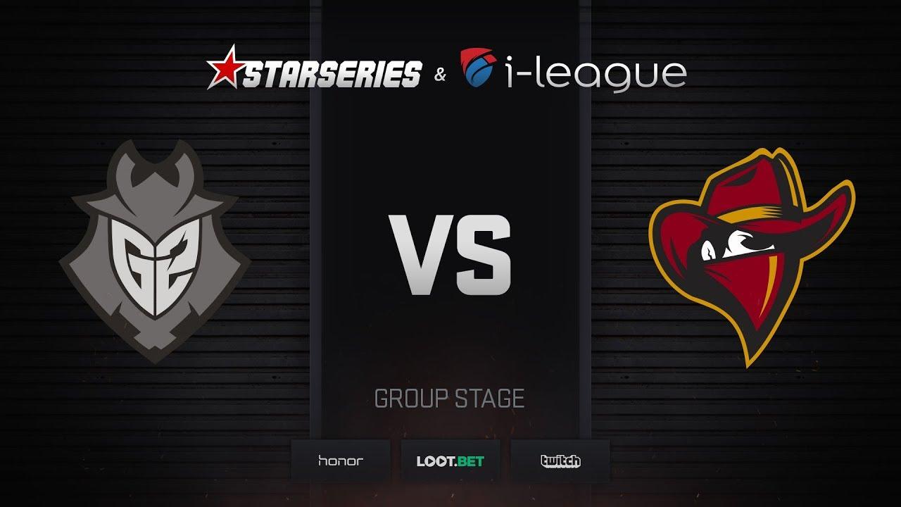 G2 vs Renegades, map 2 mirage, StarSeries i-League Season 4 Finals