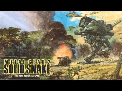 Metal Gear 2: Solid Snake 1990 Full OST