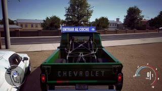 Need for speed Payback COCHE ABANDONADO 11-12-2018 Dodge Challenger