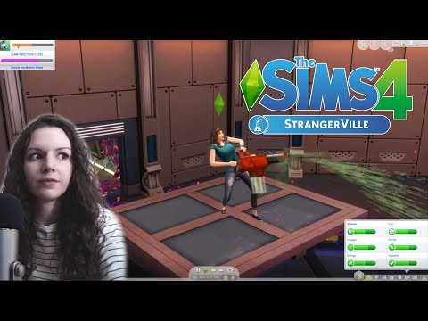 Final Fight! - The Sims 4 StrangerVille |