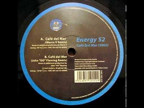 """Download Energy 52 - Café Del Mar (John """"00"""" Fleming Remix) [Bonzai Trance Progressive 2002]"""