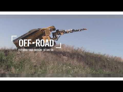 CAS Off Road Video-CAS Slinger Equipment
