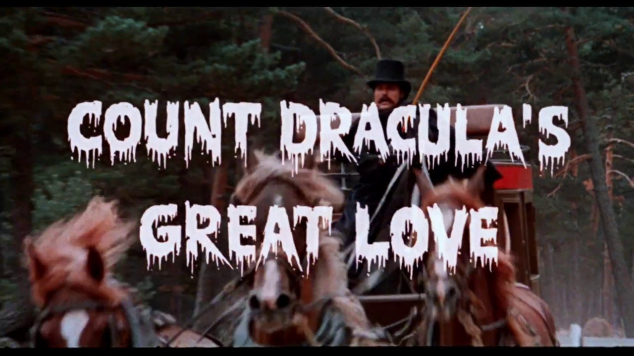 Count Draculas Great Love - Vinegar Syndrome