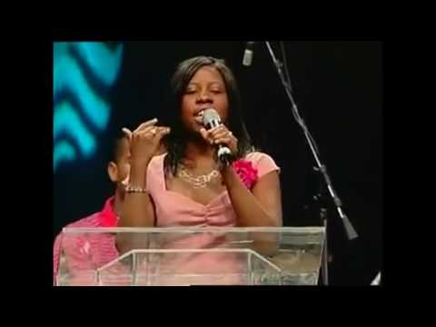 Anaysha Figueroa - Give Thanks With A Grateful Heart [MegaFest]