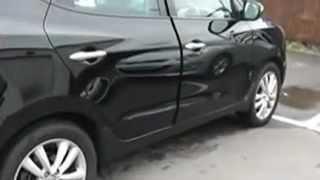 Used Car HYUNDAI IX35 CA61DXD WESSEX PENARTH RD CARDIFF