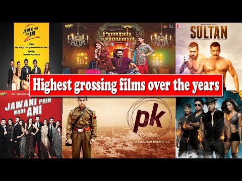 List of Highest Box Office grossers in Pakistan over the