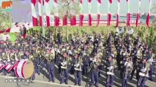 عرض عسكري بمناسبة عيد استقلال لبنان