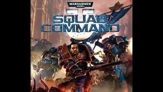 [18+] Шон играет в Warhammer 40k: Squad Command (PSP)