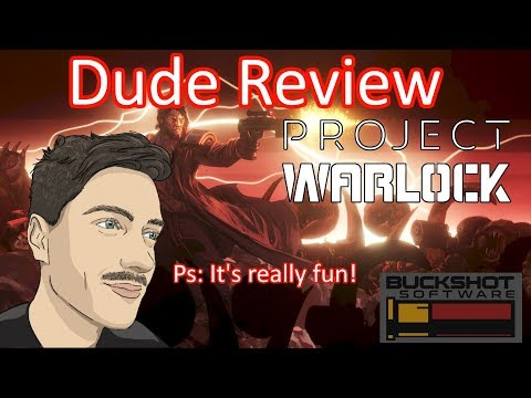Project Warlock PC - Dude Review!
