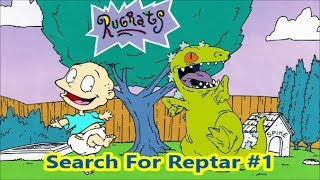 Rugrats: Search For Reptar PS1 100% Playthrough Part 1