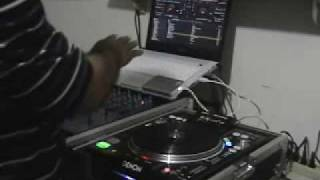Dj Gero Showing What The Denon s3700 & Virtual Dj Can Do Togethe.wmv