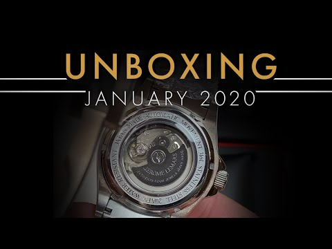 Watch Gang Member Unboxings | January 2020