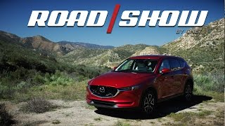 Mazda can't leave well enough alone, updates 2017 CX-5