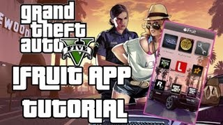 gTA 5 ifruit was in GTA 4? Live Gameplay (W/ Olli43)