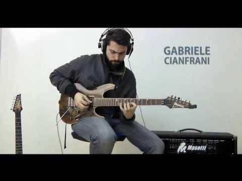 Funk Fusion Guitar Improvisation by Gabriele Cianfrani