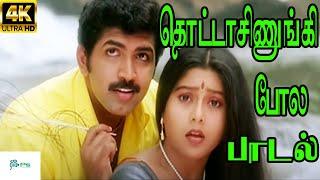 Thottachinungi Pola   ||தொட்டசினுங்கி போல || Krishnaraj, Swarnalatha ||Love Duet  H D Song