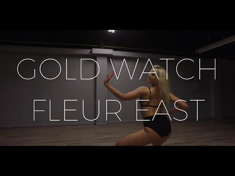 Fleur East - Gold Watch | KWV PRODUCTIONS | Rachel Young Dance Showreel 2018 | Dance Showreel