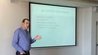 Duels & Secrets: Cubics & Complex Numbers (1 of 3: Del Ferro) - by Gavin Sinclair