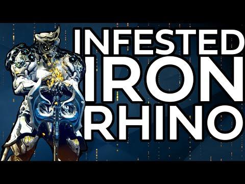 INFESTED IRON RHINO