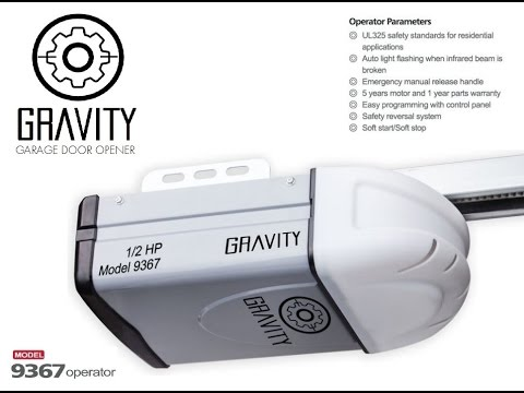 Chain Drive Vs Belt Drive Gravity Garage Door Opener 9367