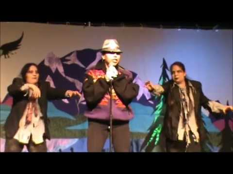 Thriller, Celebrating Salish Conference, Karaoke contest, 2013
