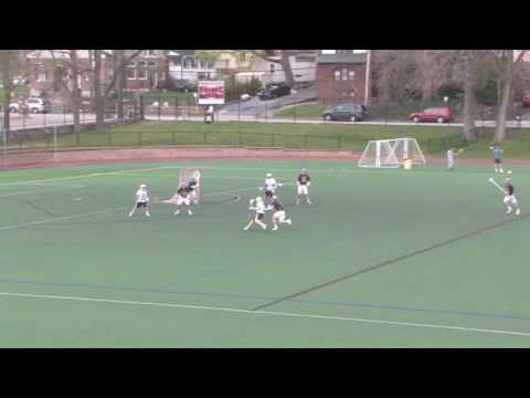Tony Terraciano Lacrosse Highlight Reel