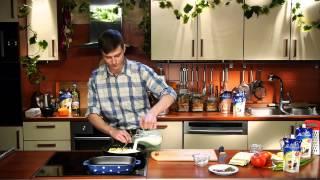 Любимые рецепты - Овощная лазанья