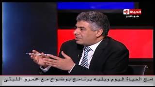 بالفيديو.. عماد الدين حسين: كلما زادت معايير المهنية قل الاعتماد على إعلام «بير السلم»