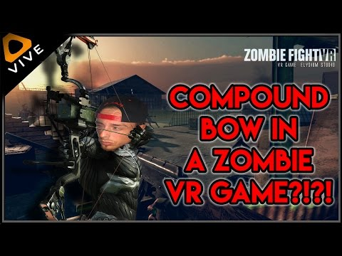 The Walking Dead Simulator?! :: ZombieFight VR  [ HTC VIVE ]