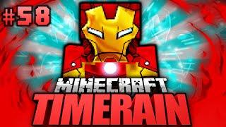 IRON MAN zu BESUCH?! - Minecraft Timerain #058 [Deutsch/HD]