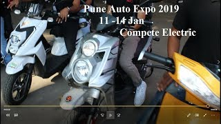 Pune Auto Expo 2019 Electric Vehicle