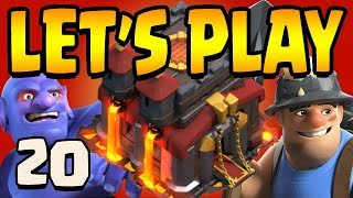 LEVEL 40 QUEEN!  TH10 Let's Play ep20 | Clash of Clans