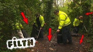 UK's Most Dangerous Litter Pick...