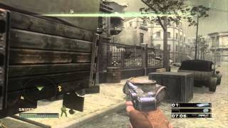 Commandos: Strike Force - Mission 12 - An Eye For An Eye