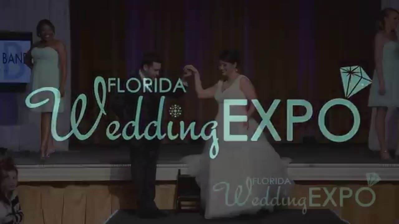 Florida Wedding Expo Fashion Show Tampa David S Bridal Jan 16