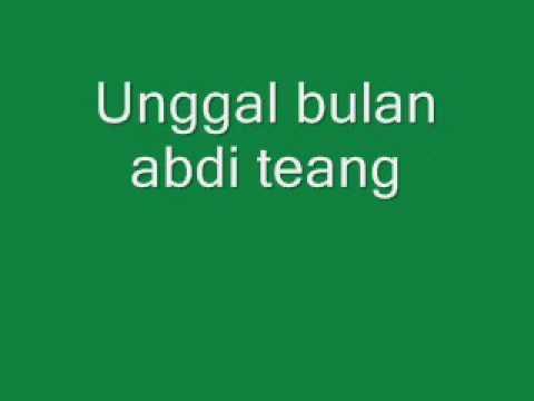 Nining Meida - Bubuy Bulan (Lyrics)Bubuy Bulan + Lirik  - Lagu Pop Sunda