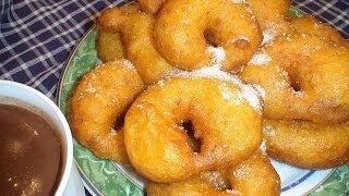 Buñuelos de calabaza típicos valencianos - La Cocina de Loli Domínguez