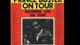 PRINCE BUSTER   ON TOUR   FULL ALBUM