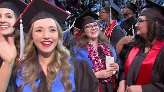 Kremen School of Education and Human Development 2017 Convocation